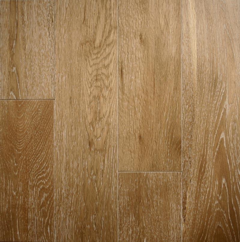 Ark Floors Oak Brushed Linen Estate Collection